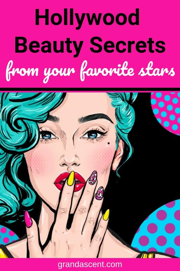 Hollywood beauty secrets #beauty #health #hollywoodbeauty #hollywoodsecrets #celebritysecrets #beautytips #helathtips #grandascent