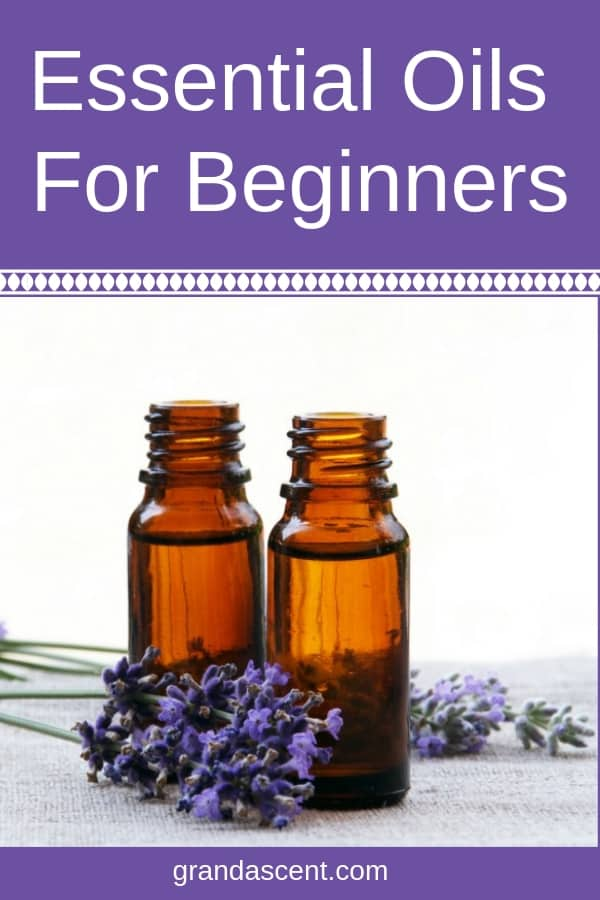 New to essential oils? This quick essential oils for beginners guide will give you the basics, and a nice bath salts recipe you can use right away. #essentialoils #essentialoilsforbeginner #natural #healthy #naturalremedies #lavenderoil