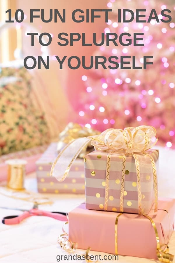 Get yourself some special treats: no one deserves it more than you do. Check out these fun gift ideas for yourself. #giftideas #giftsforyourself #womensgifts #coolgiftideas #gifts #girlygifts #chrismtas #birthdaygift #justbecause