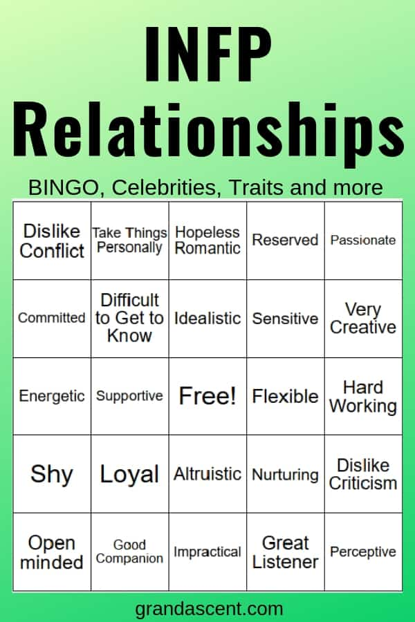 All you need ot know about INFP relationships