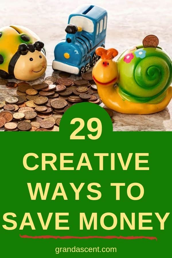 29 creative ways to save money