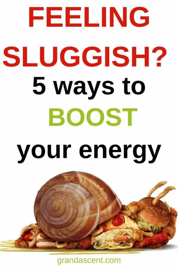 Ways to boost your energy