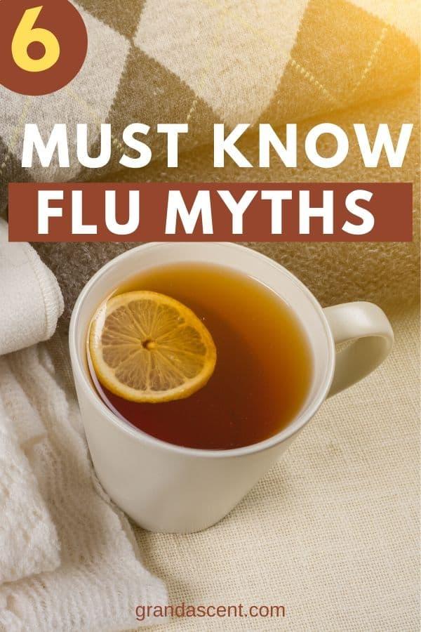 6 must know flu myths