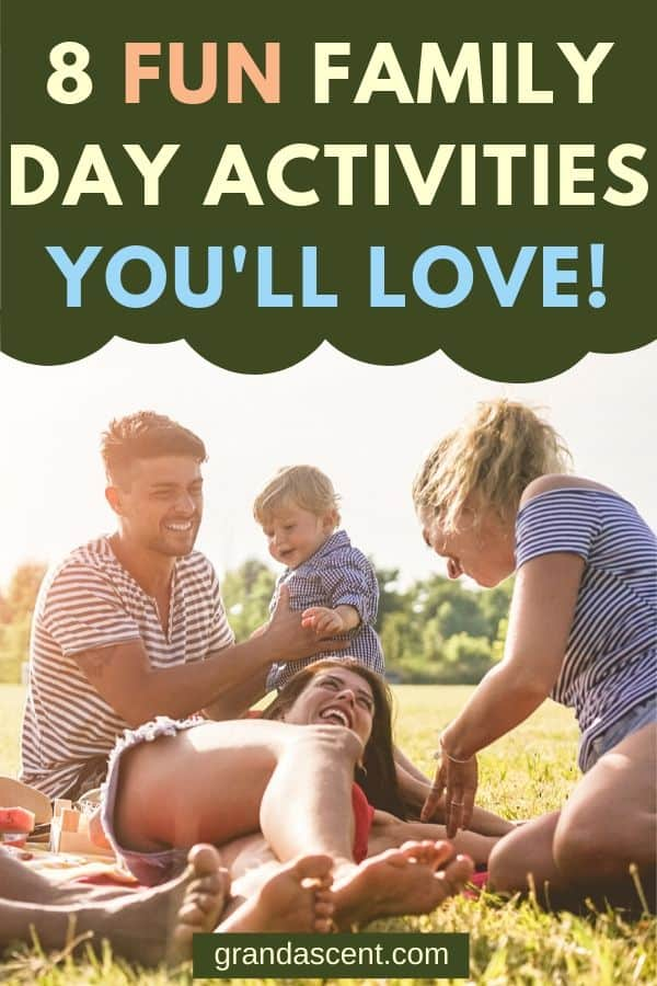 Fun family day activities