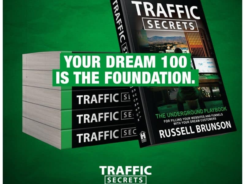 Your dream 100 is the foundation!